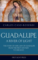 The story of Our lady of Guadalupe from the first century to our days.