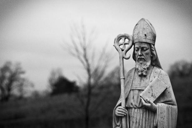 saint-patrick-statue